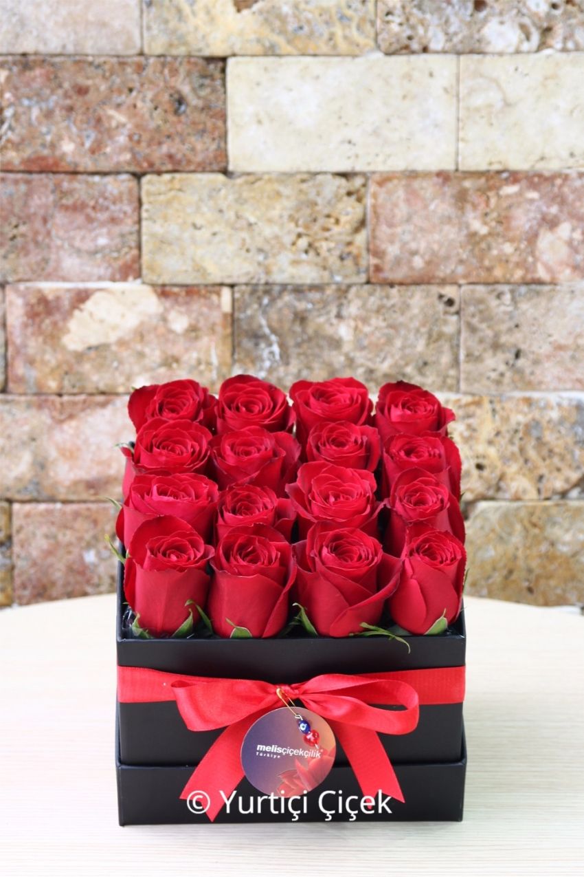 Where your love of words describing powerless prepared with 16 red roses in a black box design will help you. 